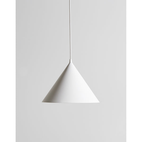 Ceiling lamp Annular small, white