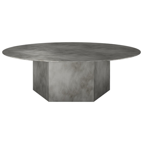 Coffee table Epic Ø110cm, steel, different colors
