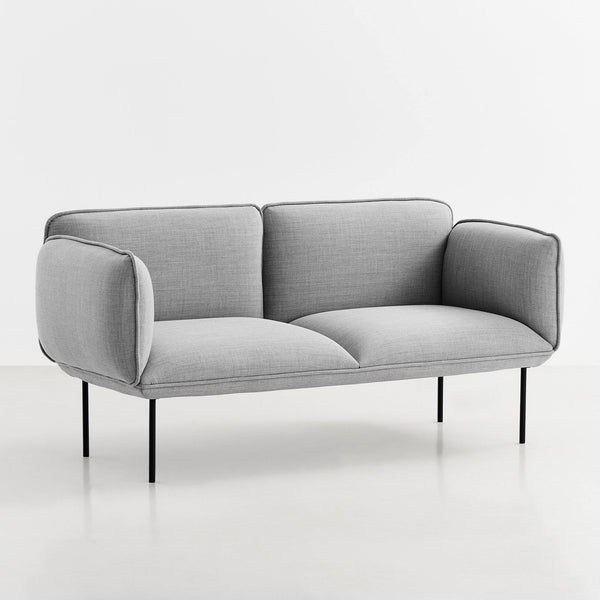 Nakki double sofa, price group 1, different colors - Nordic Design Home