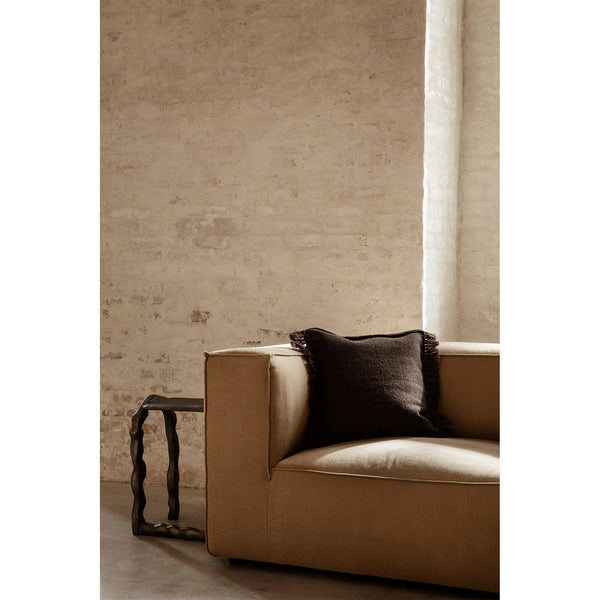 Sofa Catena, left or right, 365 / 411cm, different sizes and fabrics - Nordic Design Home