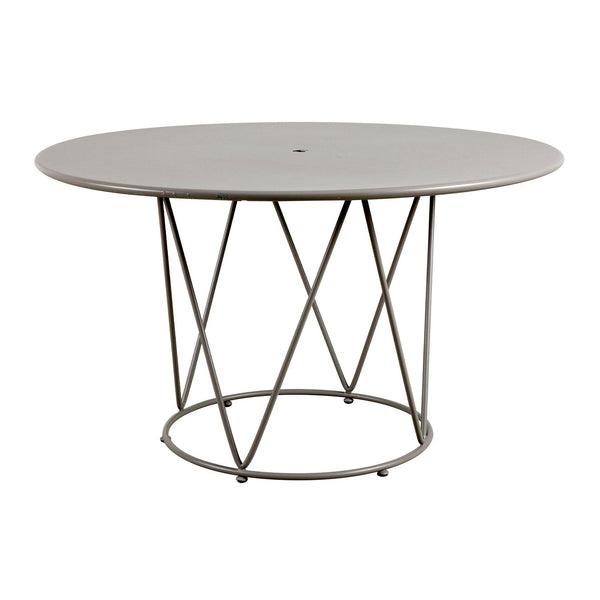 Dining table Desiree, different colors, Ø130x75cm