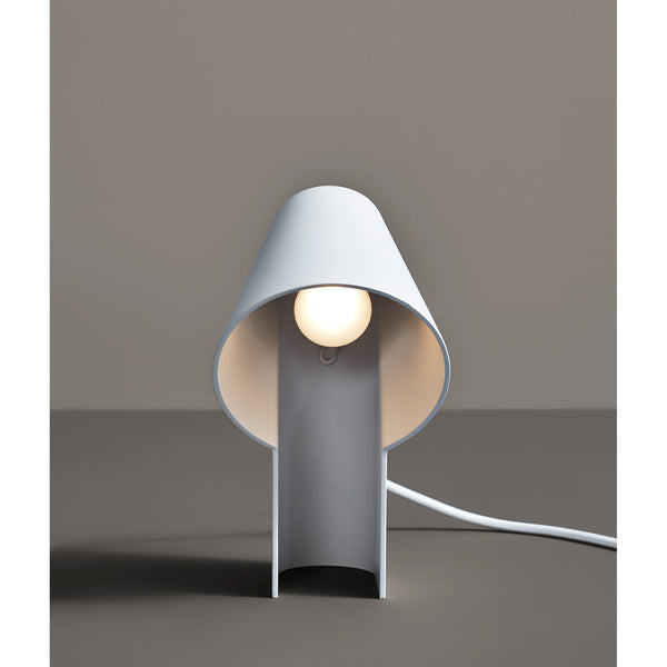 Table lamp Study, white