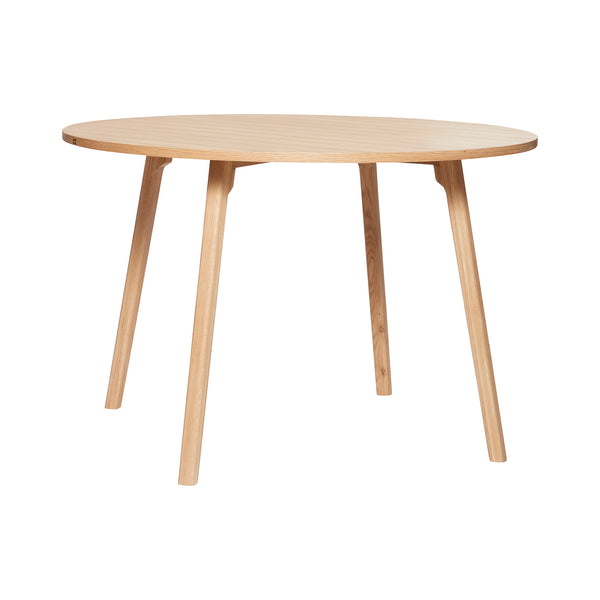 Dining table Maple, d115cm