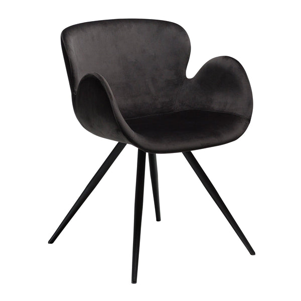 Dining chair Gaia, different upholstery - Nordic Design Home