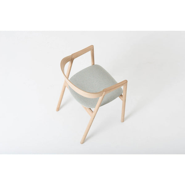 Dining chair Egg with textile upholstery, different colors