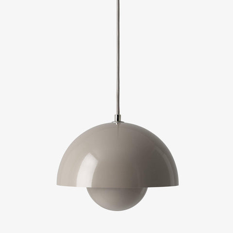 Ceiling lamp Flowerpot VP1 Ø23cm, gray