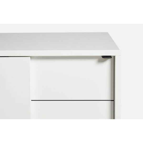 Chest of drawers Virka, white