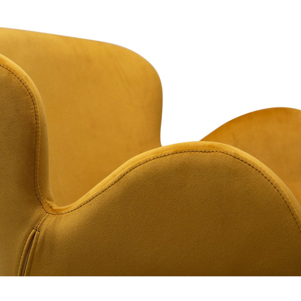 Armchair Embrace velvet, different colors