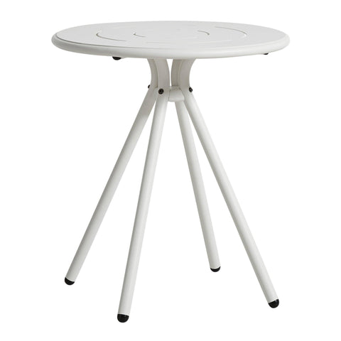 Dining table RAY Ø65cm, different colors