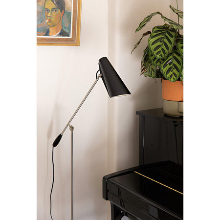 Floor lamp Birdy, different colors