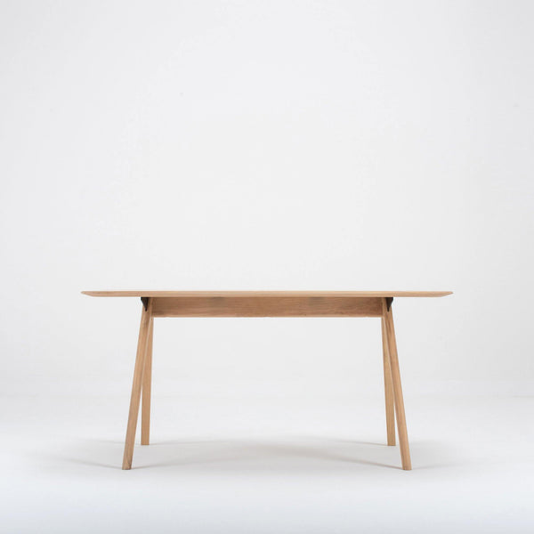 Dining table Open, solid oak, different sizes - Nordic Design Home
