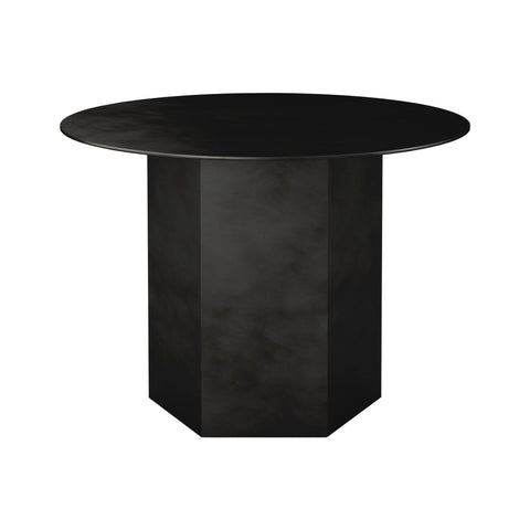 Sofa / side table Epic Ø60cm, steel, different shades