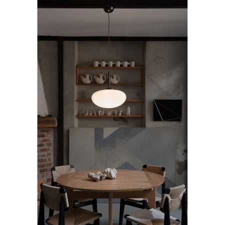 Ceiling lamp Stemlite, different finishes