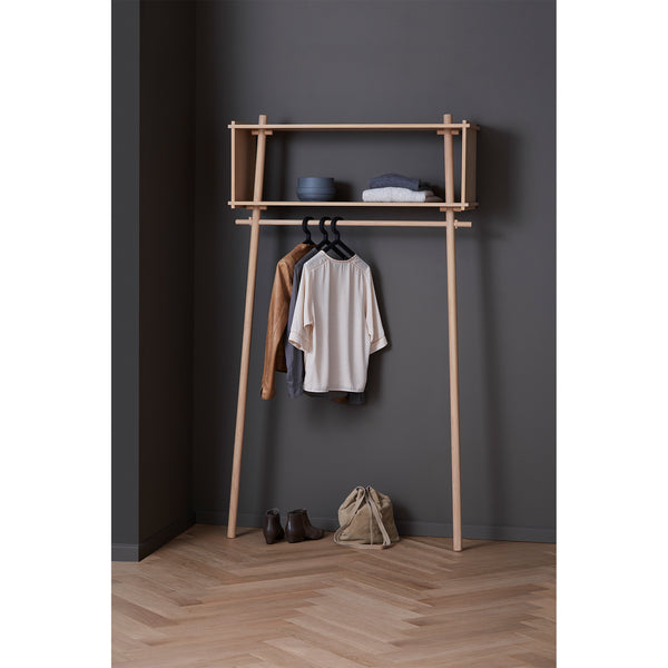 Shelf Tojbox oak, different sizes