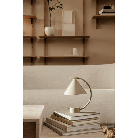 Cordless table lamp Meridian, different colors