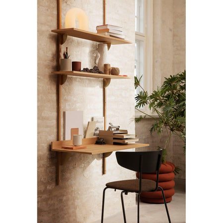 Desk Sector, wall-mounted, different finishes - Nordic Design Home