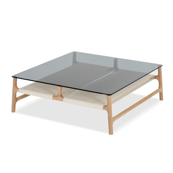 Coffee table Fawn 90x90cm, different finishes