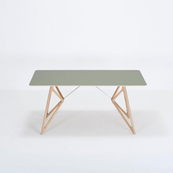 Dining table Tink, green, different sizes - Nordic Design Home