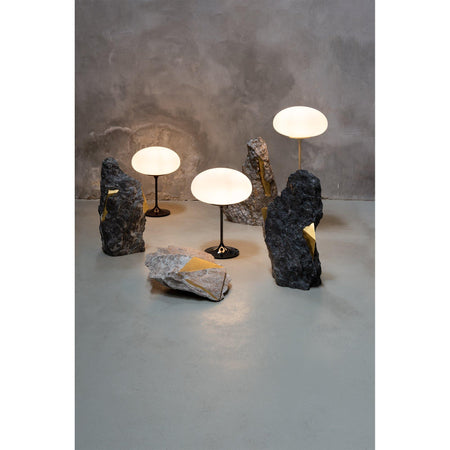 Table lamp Stemlite, height 70cm, different finishes