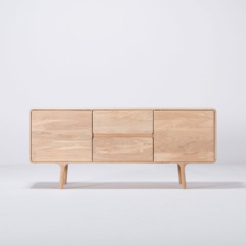 Chest of drawers Fawn 150cm, low