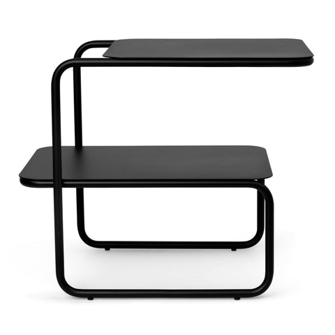Side table Level, black