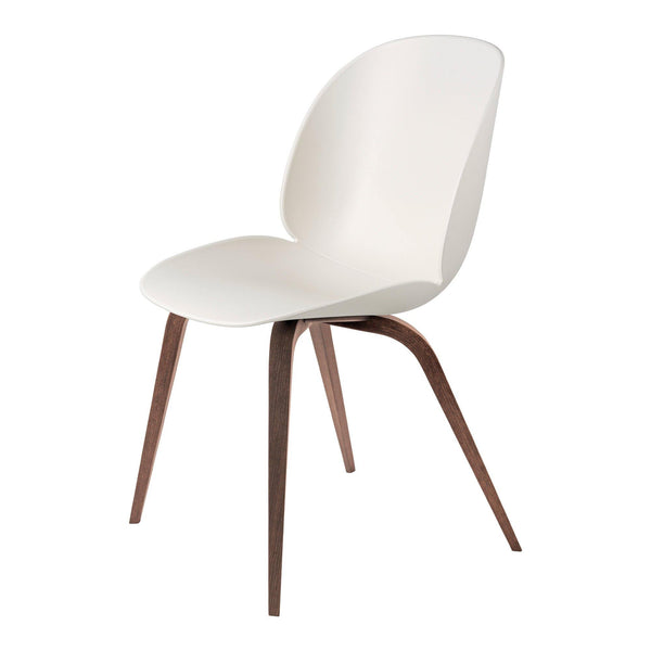 Dining chair Beetle with wooden legs, different colors and finishes - Nordic Design Home