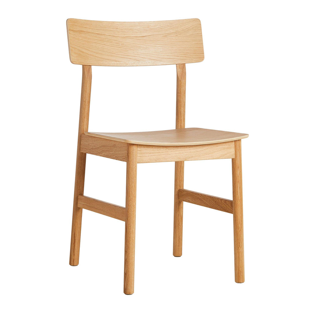 Dining chair Pause 2.0, natural oak - Nordic Design Home