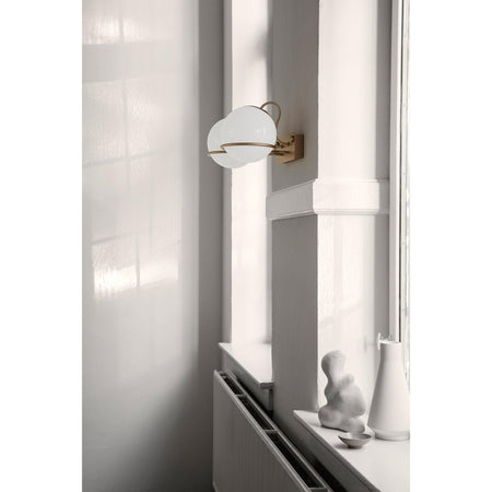 Wall lamp Model 238/2, gold - Nordic Design Home