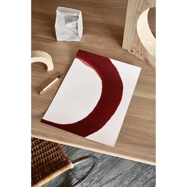 Ensõ - Red IV / Norm Architects, available in different sizes - Nordic Design Home