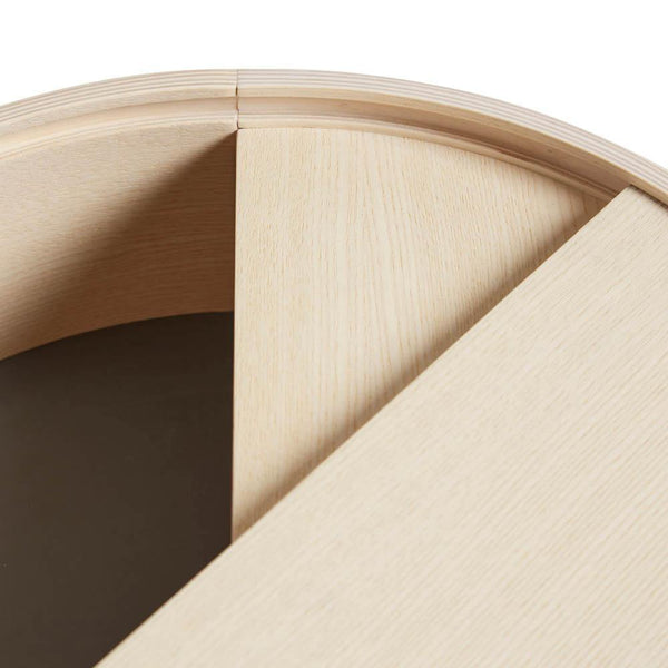 Coffee table Arc small, different finishes WOUD Furniture - Nordic Design Home
