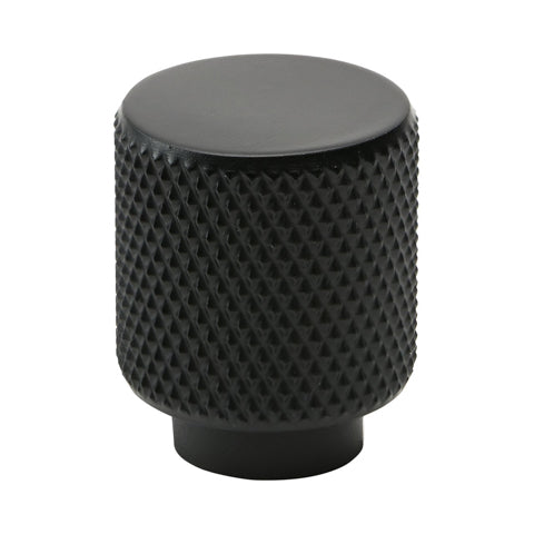 Cabinet knob Helix, black NDH Handle - Nordic Design Home