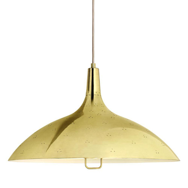 Ceiling lamp 1965, different finishes
