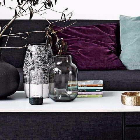 Vase Shaped small, different colors House Doctor Accessory - Nordic Design Home