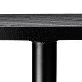 Bar table Solus, d60cm AYTM Furniture - Nordic Design Home