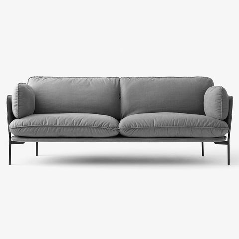 Sofa Cloud LN3.2, different leg finishes and fabrics - Nordic Design Home