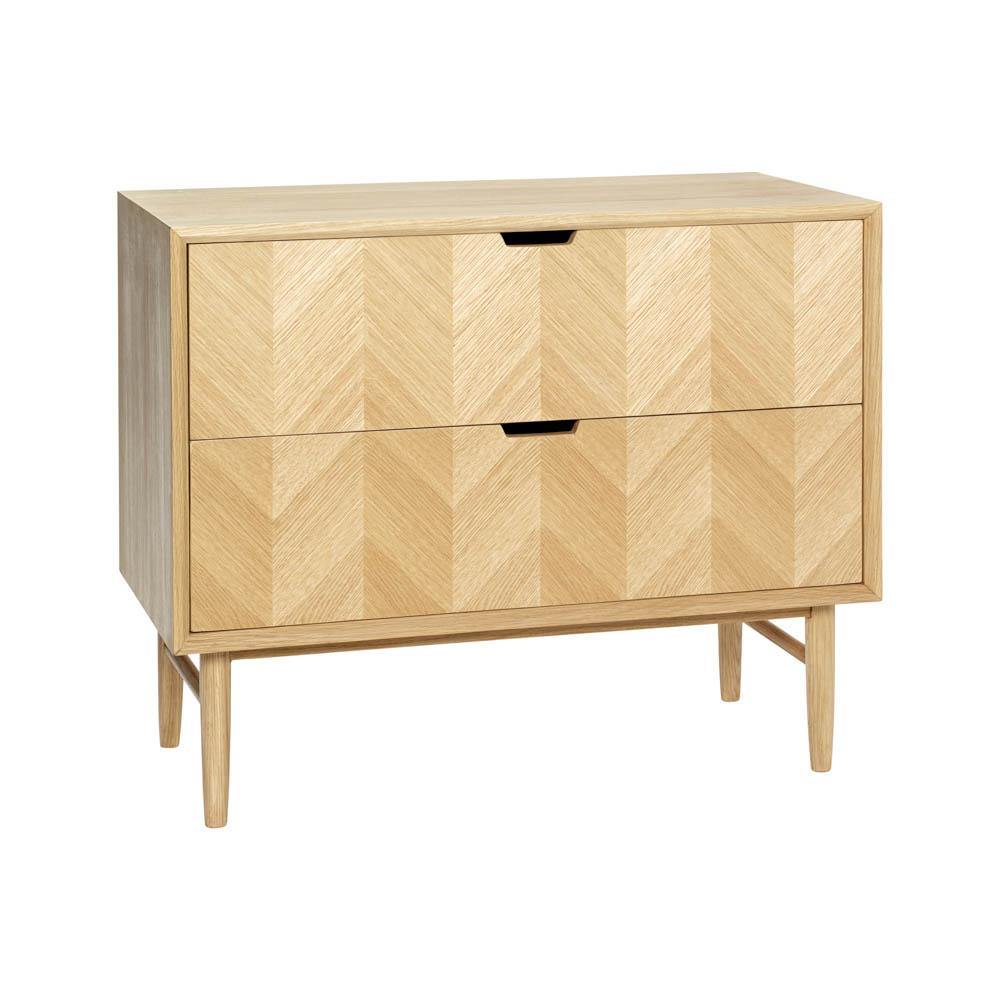 Chest of drawers Terry, 80x40x65cm