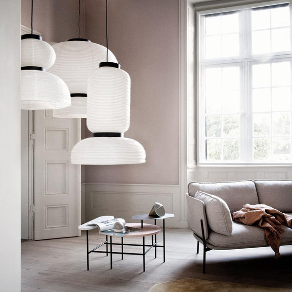 Kattovalaisin Formakami JH5 & Tradition Lighting - Nordic Design Home