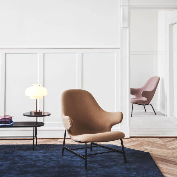 Armchair Catch JH14 - Fabric Hallingdale 65 &Tradition Mööbel - Nordic Design Home