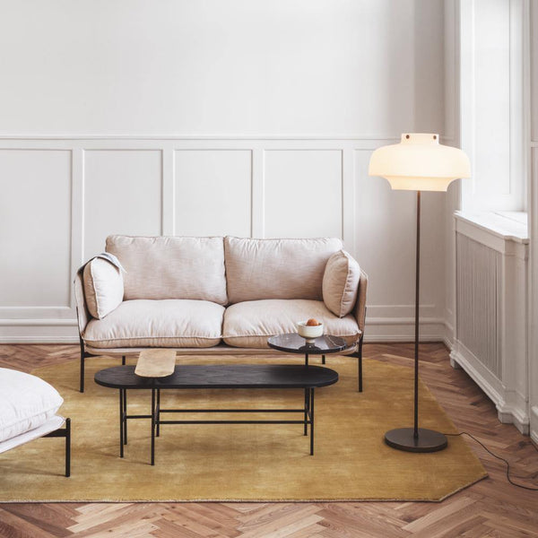 Diivanilaud Palette JH7, must &Tradition Mööbel - Nordic Design Home