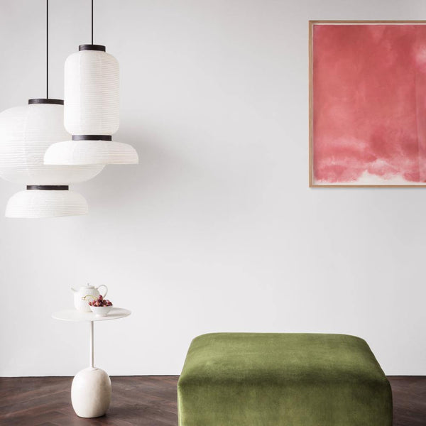 Kattovalaisin Formakami JH3 & Tradition Lighting - Nordic Design Home