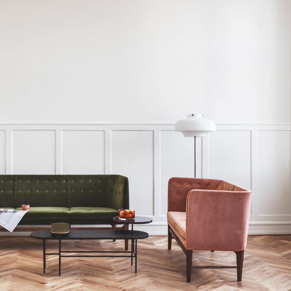 Sofa Mayor AJ6, double, Velvet & Tradition Furniture - Nordic Design Home
