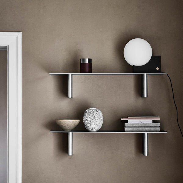 Sideboard / shelf Column JA2, different finishes & Tradition Accessory - Nordic Design Home