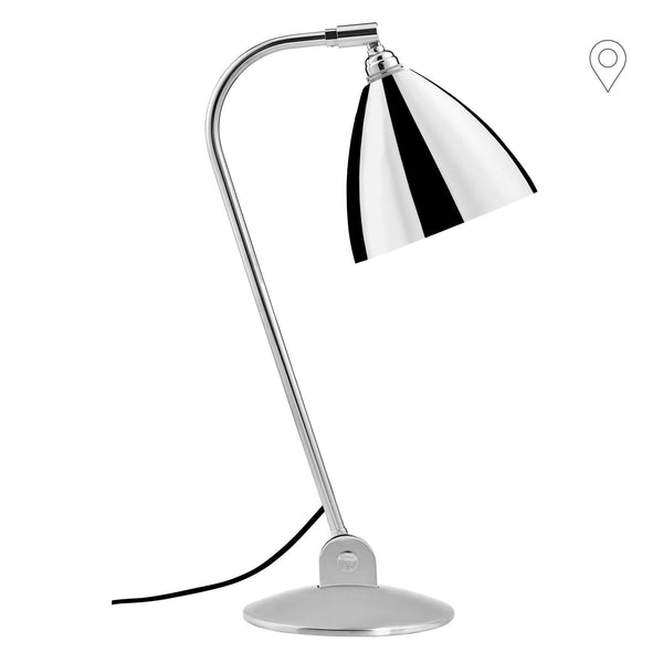 Table lamp BL2, different stem and dome finishes - Nordic Design Home