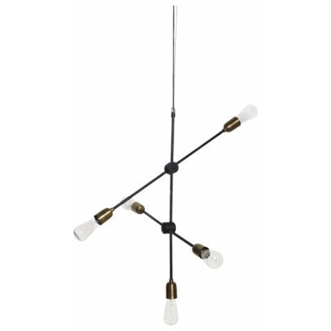 Ceiling lamp Molecular, large House Doctor Lighting - Nordic Design Home