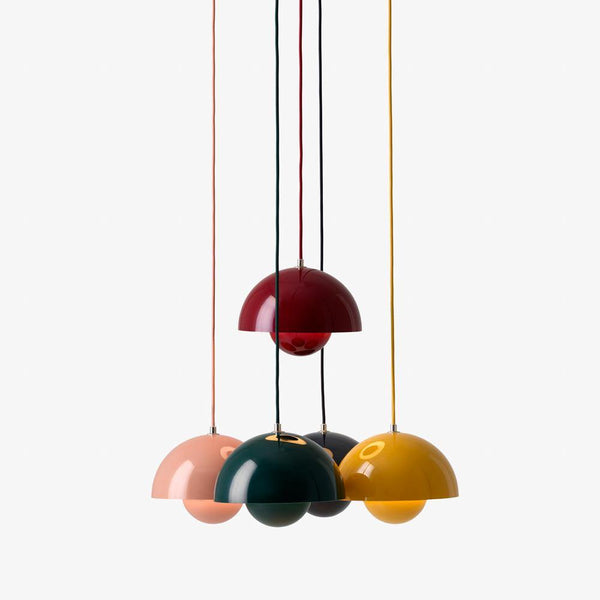 Ceiling lamp Flowerpot VP1, different colors & Tradition Lighting - Nordic Design Home
