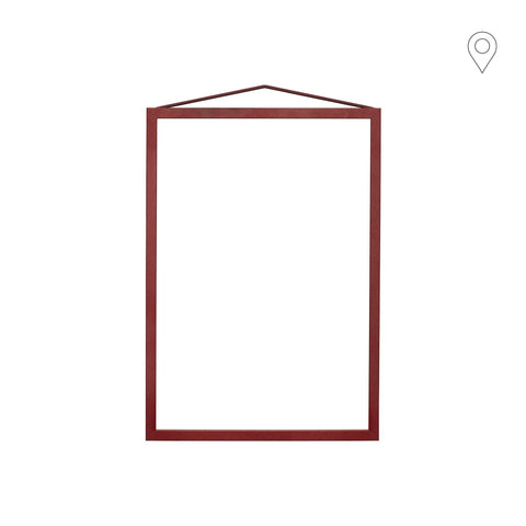 Picture frame Frame A4, different finishes