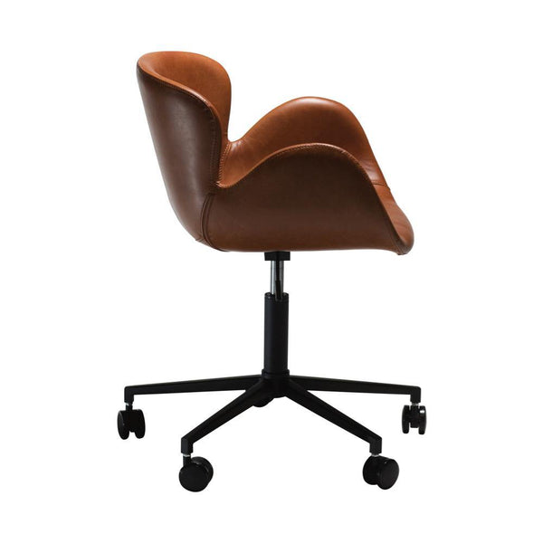 Office chair Gaia, brown Dan-Form Furniture - Nordic Design Home