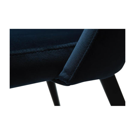 Dining chair Grace with velvet cover, sample product -50%