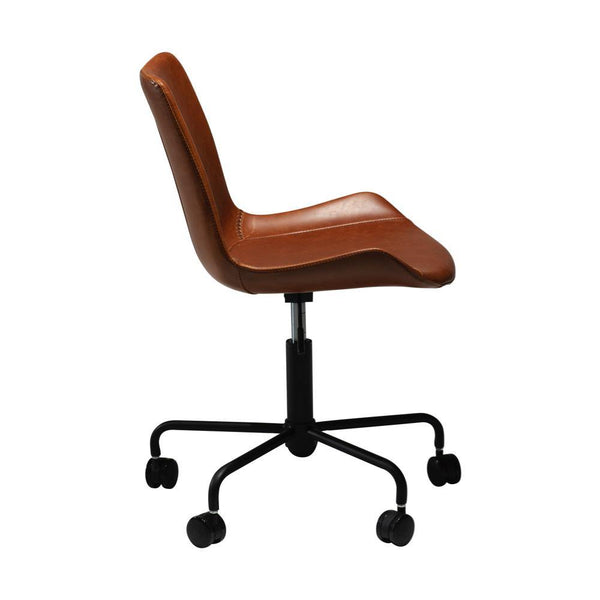 Office chair Hype, brown Dan-Form Furniture - Nordic Design Home