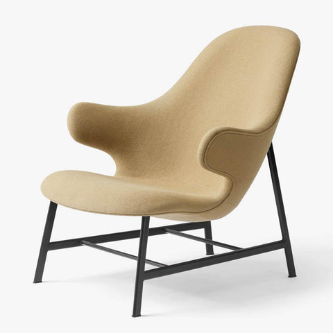 Armchair Catch JH13 - Fabric Hallingdale 65 &Tradition Mööbel - Nordic Design Home
